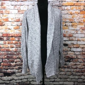 Madewell Chunky Knit Cardigan Sweater